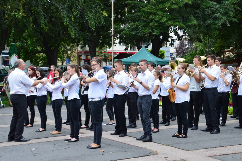 XXII. Kiskőrösi Szüret és Szlovák Nemzetiségi Napok 2014.