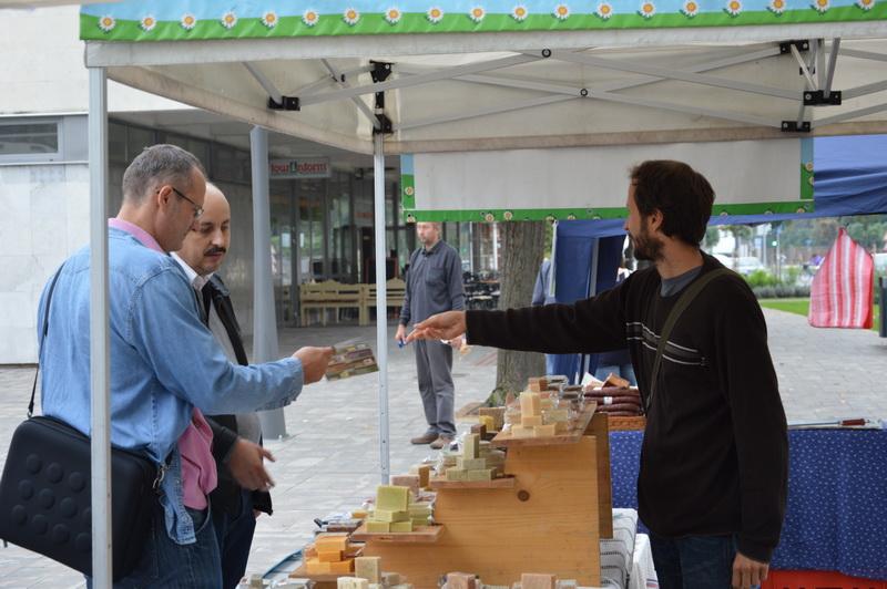 Megyei közgyűlés faültetéssel, Garabó vásárral