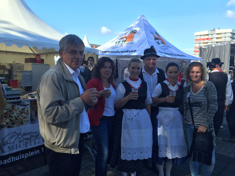 Látogatás Krimpenbe