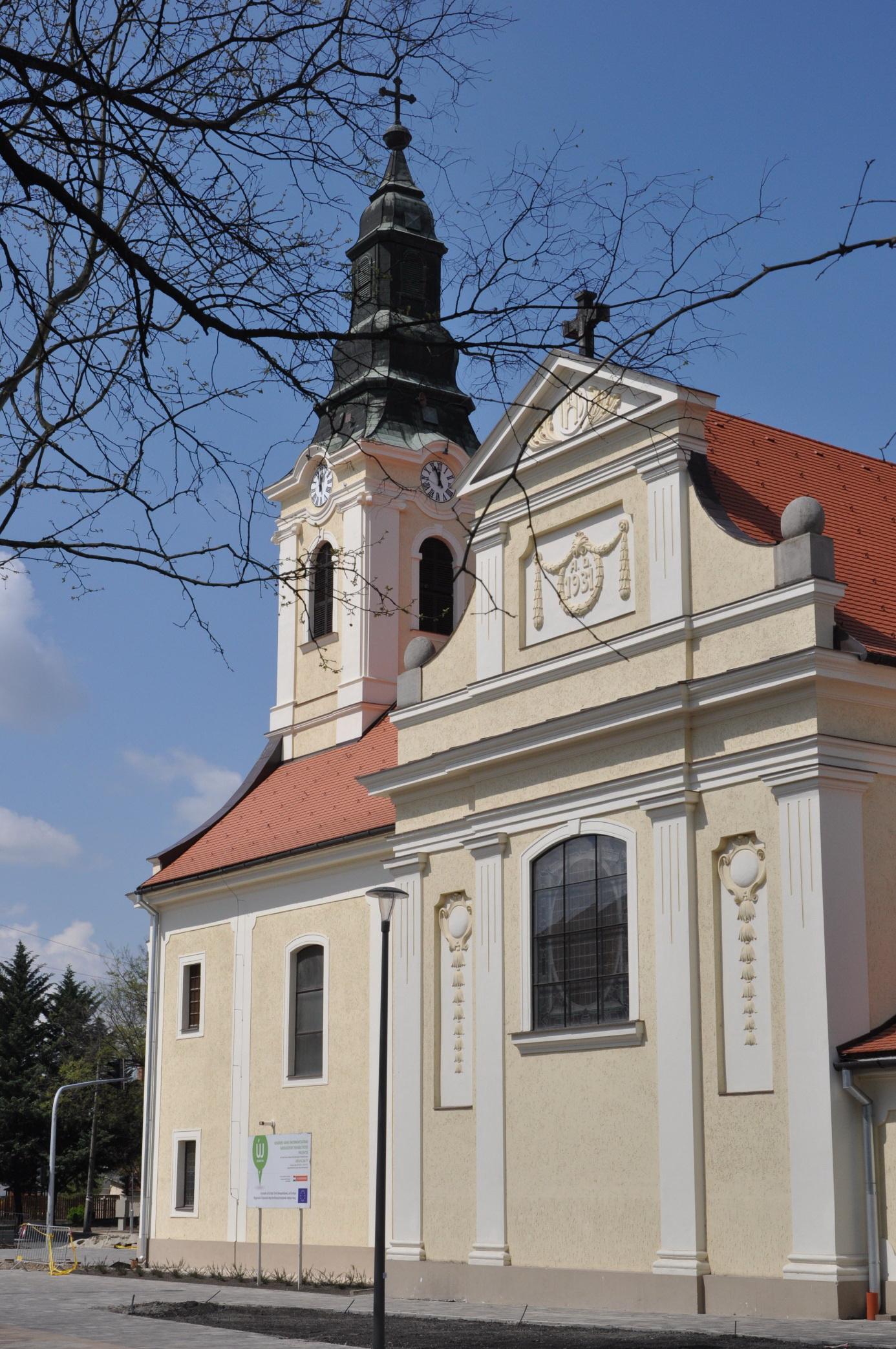 Kiskőrösi Szent József Római Katolikus Templom