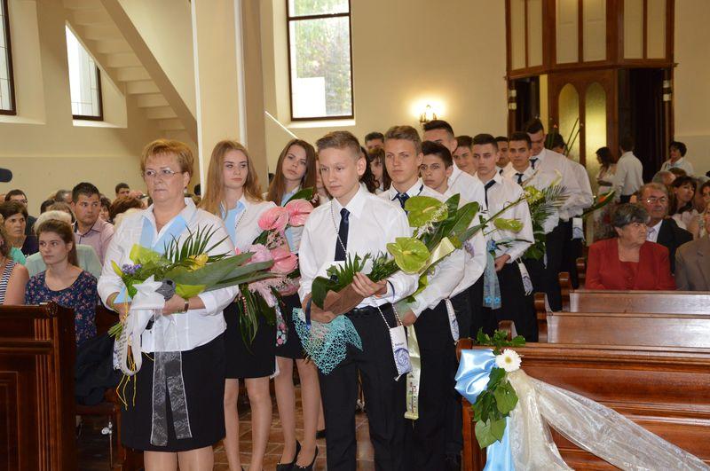 Elballagtak a nyolcadikosok – KEVI Petőfi Sándor Általános Iskola