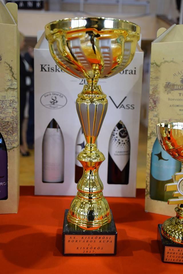 Kiskőrösi győzelemmel zárult a XX. Borváros Kupa
