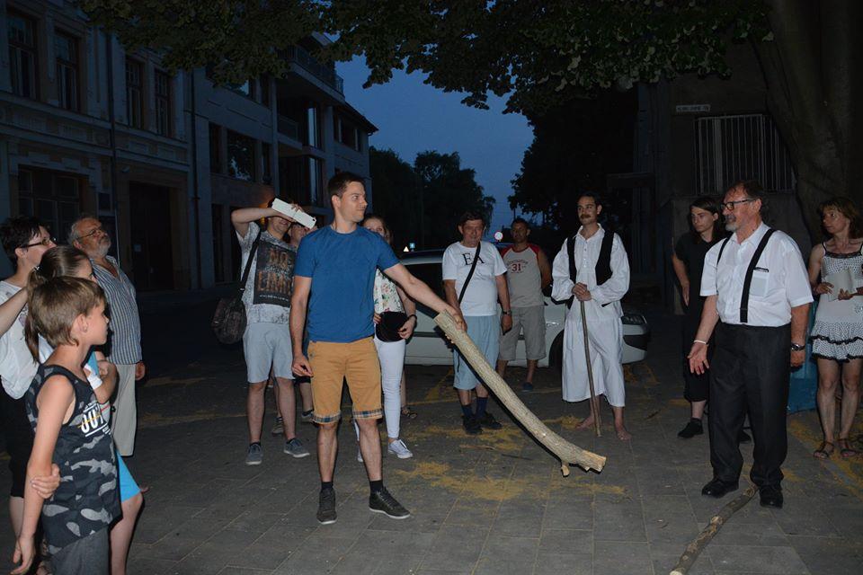 Múzeumok éjszakája Szent Iván éjjelén