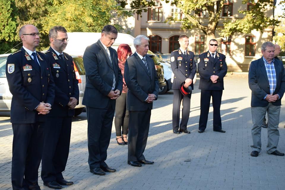 25 éves a Kiskőrösi Hivatásos Tűzoltóparancsnokság