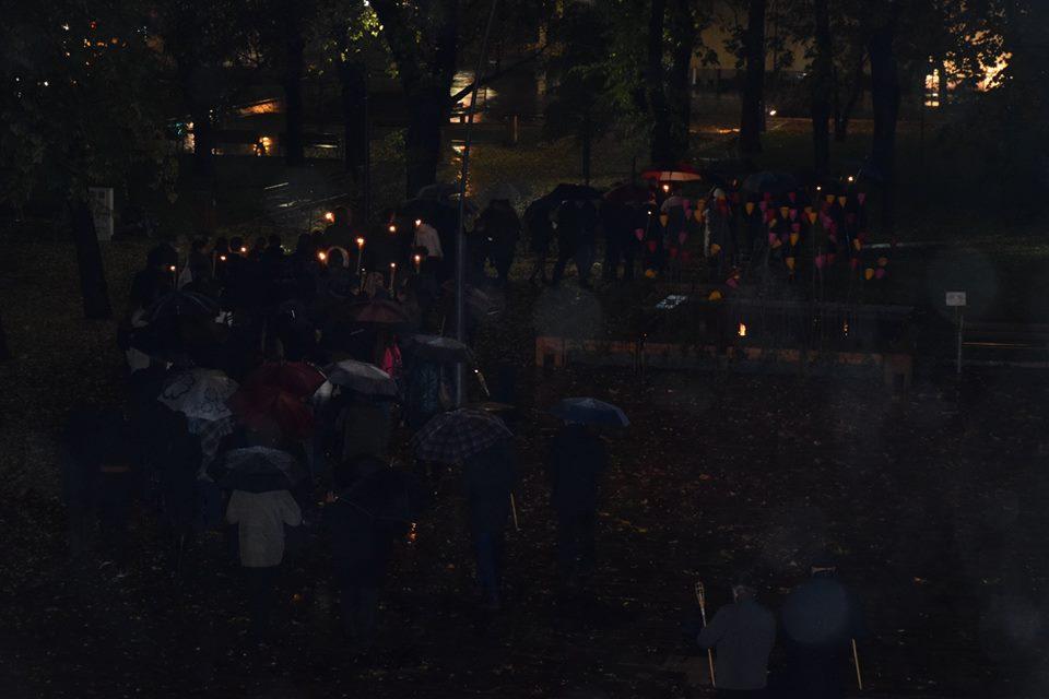 Október 23-i ünnepség Kiskőrösön