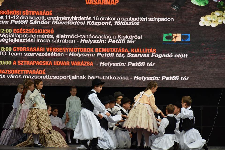 XXV. Kiskőrösi Szüret és Szlovák Nemzetiségi Napok - szombat