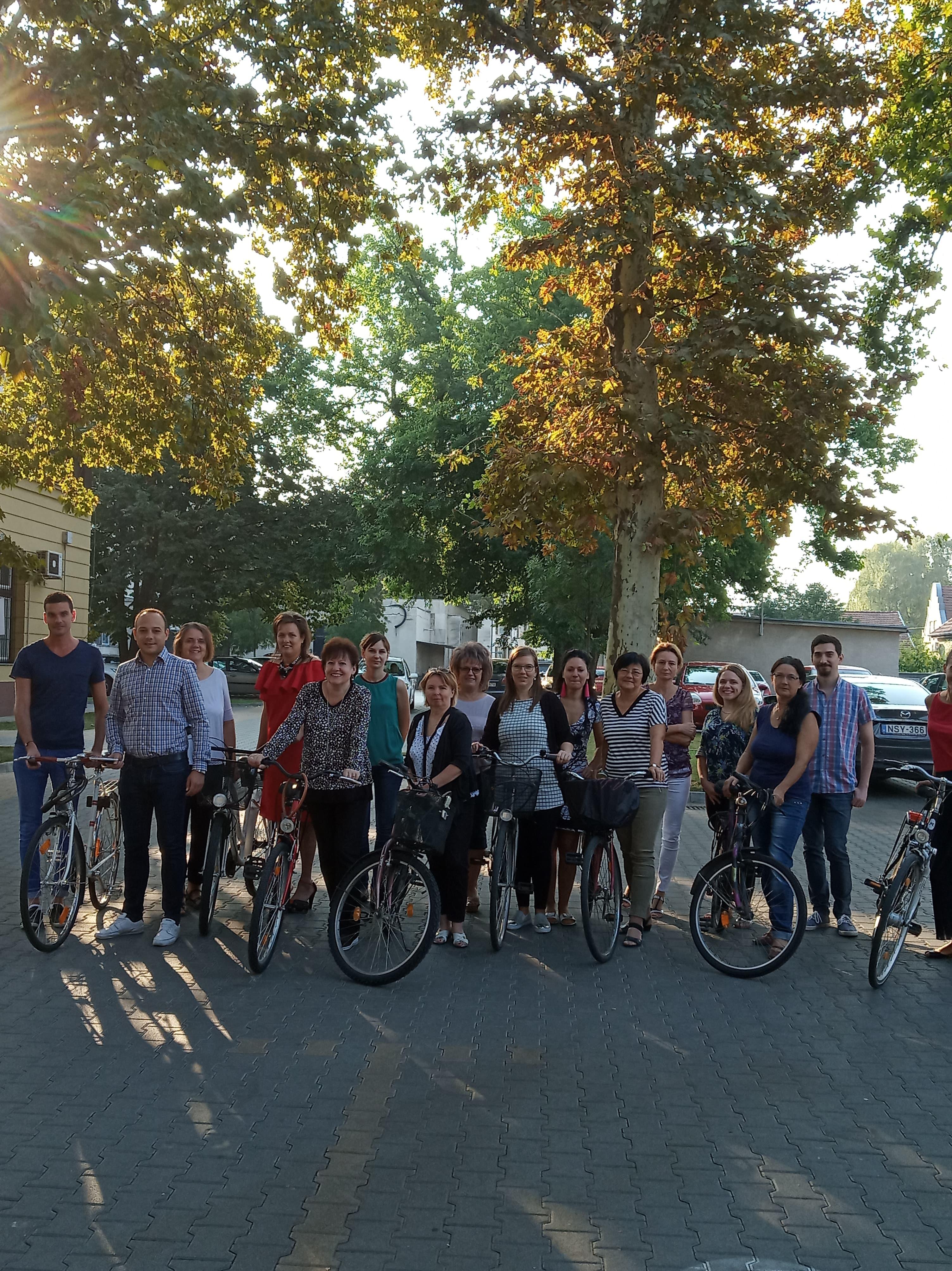 Európai Mobilitási Hét és Autómentes Nap - 2018 - Negyedik nap