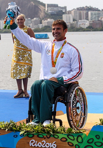 Suba Róbert paralimpiai ezüstérmes, világ- és Európa-bajnok sportoló munkássága