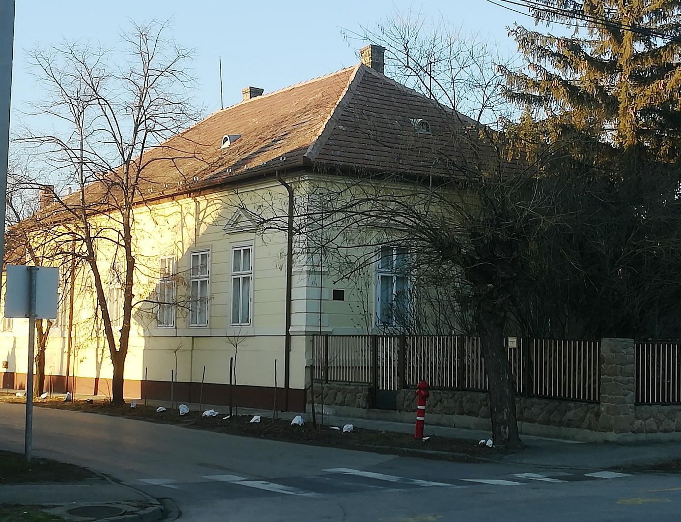 Egykori főszolgabírói lak - A Rónaszéki család lakóháza