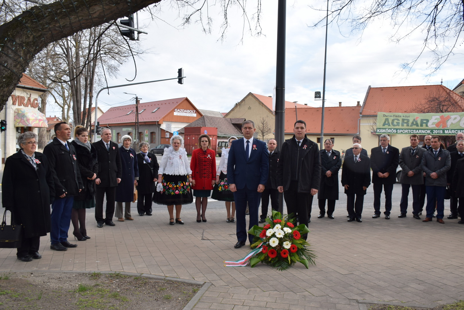 Városi elismerések átadása Kiskőrösön - 2019