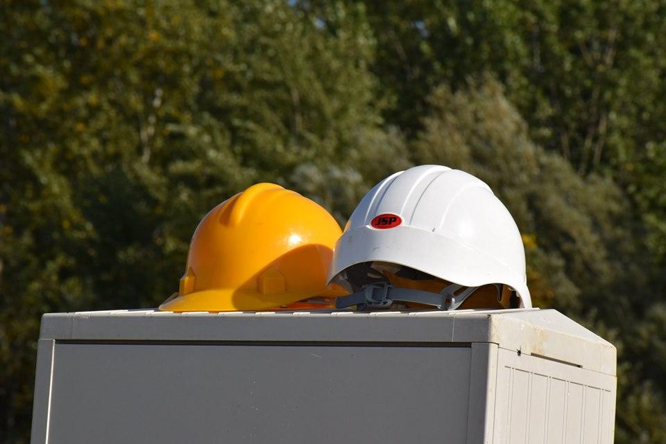 Elkezdődtek a záportározó kialakításának építési munkálatai