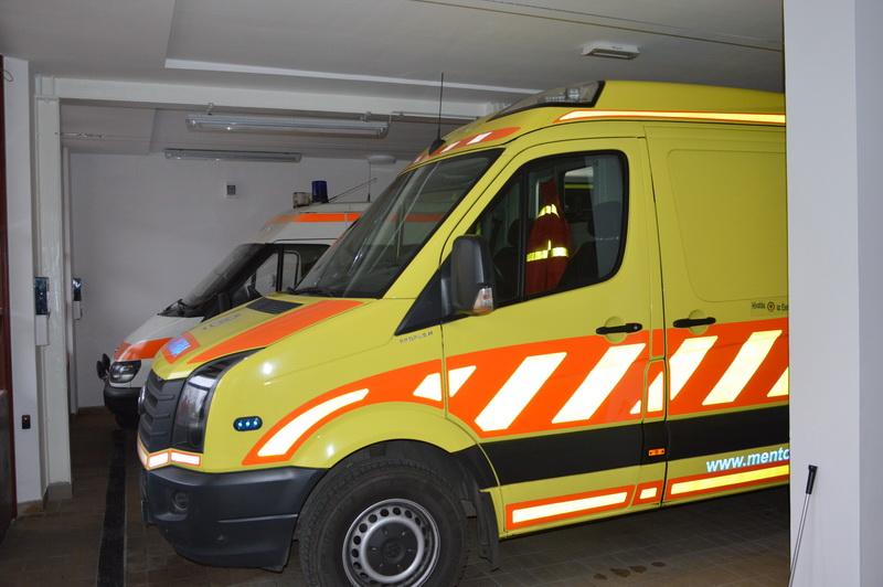 Dinamizált mentőállomás Kiskőrösön is