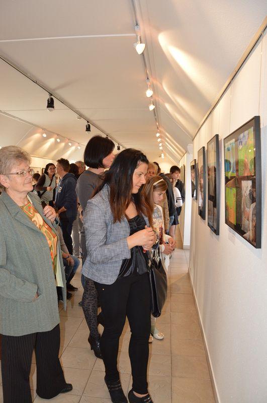 Grafikai kiállítás nyílt a múzeumban