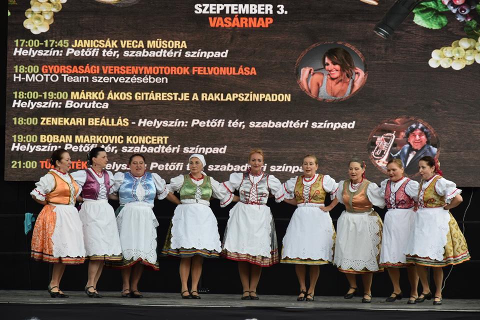 Kiskőrösi Szüret és Szlovák Nemzetiségi Napok