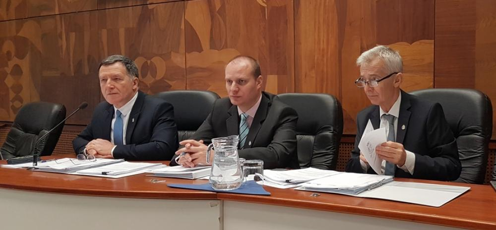 Új év - régi és új feladatok - A megyeszékhelyen tanácskozott a közgyűlés