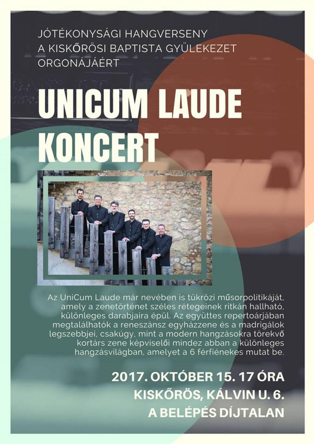 Unicum Laude koncert