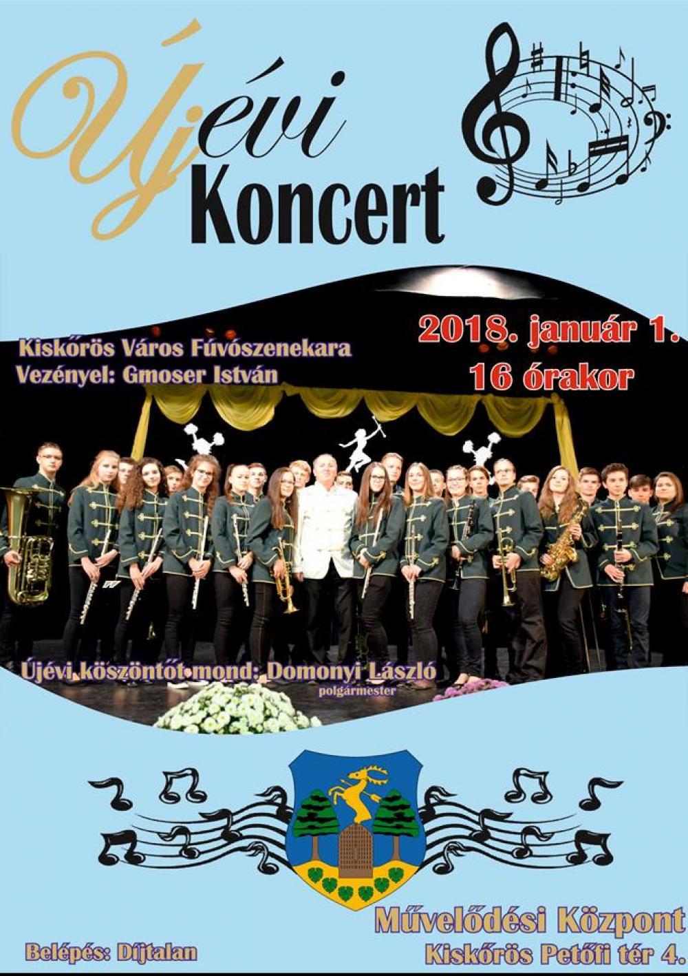Újévi koncert 2018