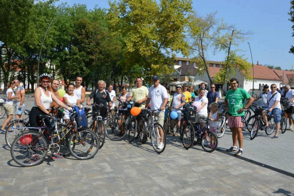 Kiskőrös-Akasztó, Akasztó-Kiskőrös Bringás ünnep bringatúra