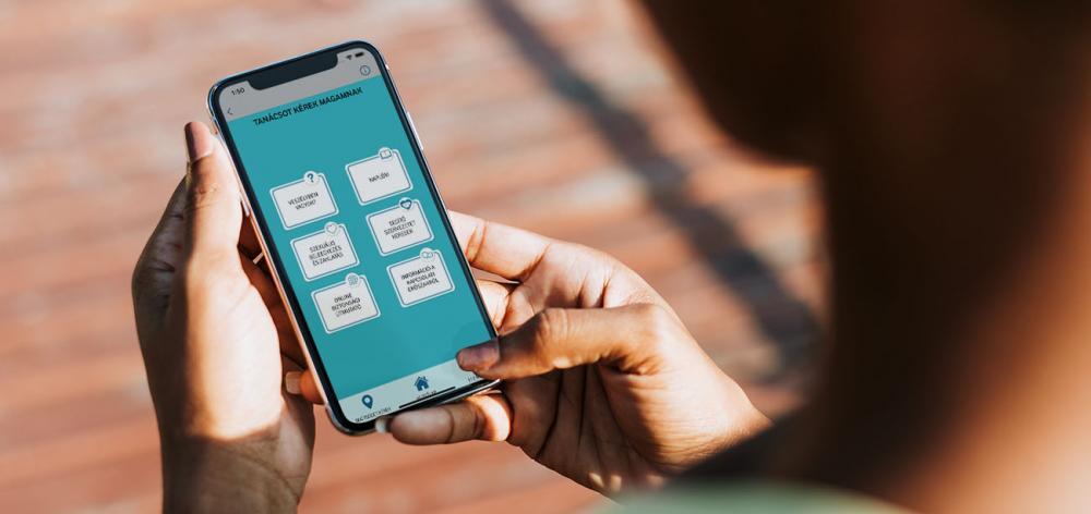 Bright Sky HU - kapcsolati erőszak áldozatait segítő mobilalkalmazás