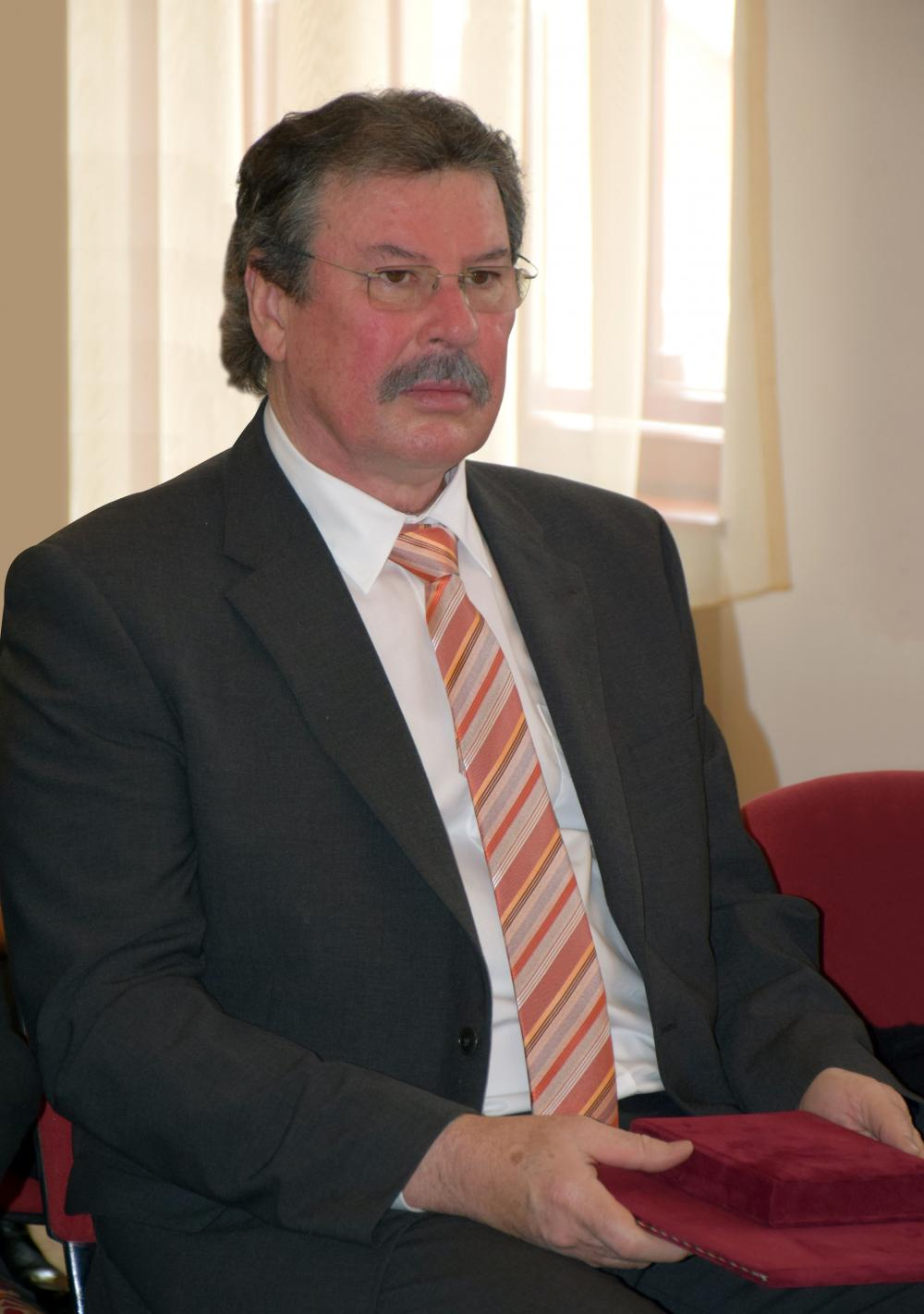 Csányi József (1955-2021)