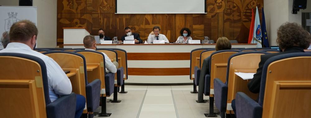 Ülésezett a Megyei Közgyűlés - Közel egy év óta először