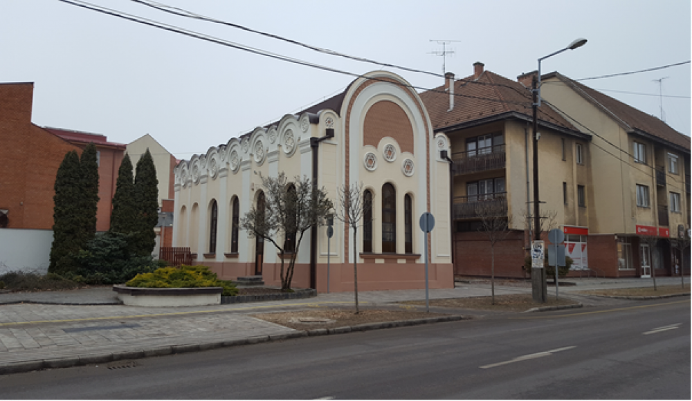 Zsinagóga - Kistemplom