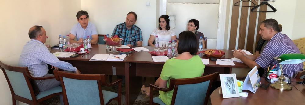 Együttműködés a helyben foglalkoztatásért Kiskőrös járásban - 3. ICS ülés