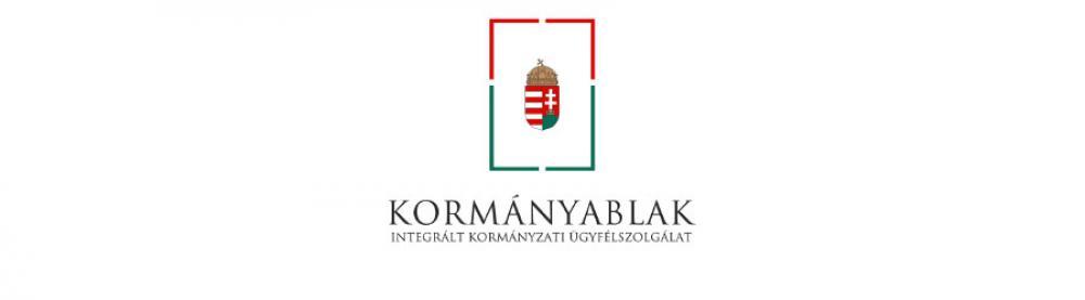Kormányablak felhívása - 2020. 11. 11.