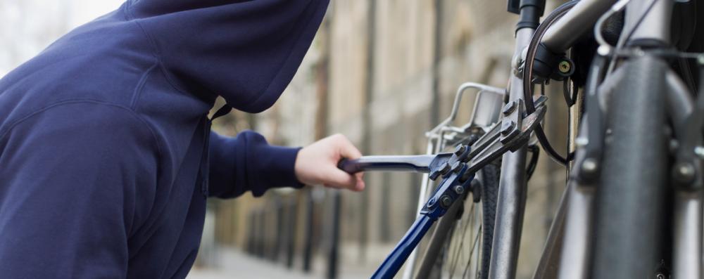 Kerékpárlopások megelőzése