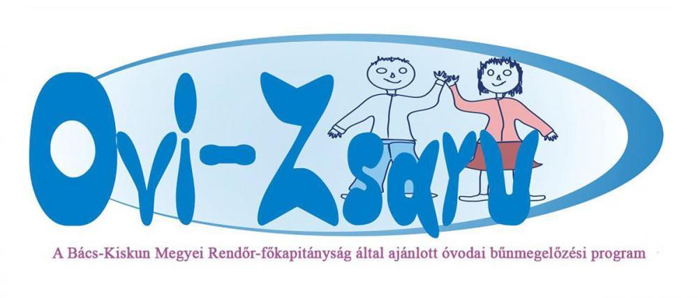 """Felhívás Óvodák részére kidolgozott """"OVI-ZSARU"""" prevenciós programhoz csatlakozásra"""