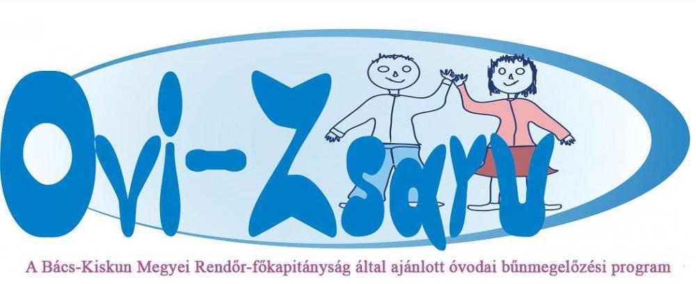 Felhívás óvodások részére kidolgozott OVI-ZSARU prevenciós programhoz csatlakozásra