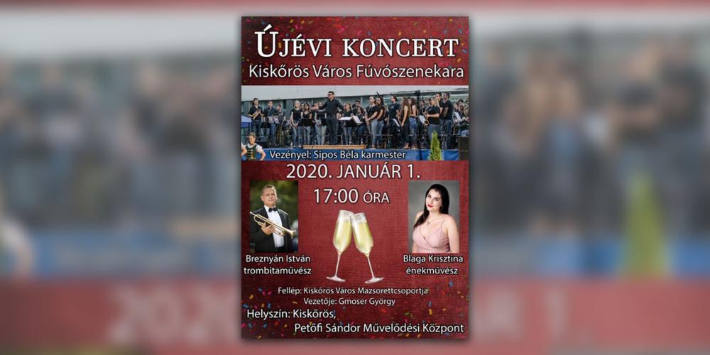 Újévi Fúvóskoncert