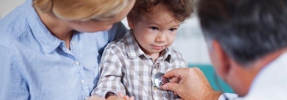 Házi gyermekorvosi ellátás