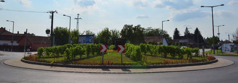 Járási települések