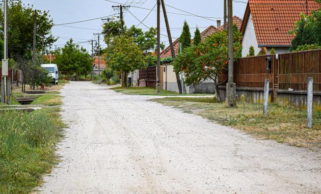 Több utcát leaszfaltoznak